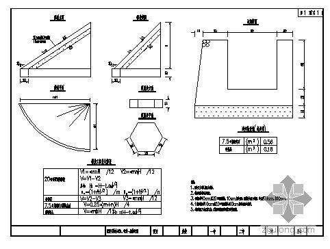 U桥台台后排水设计图资料下载-某省院高速公路桥梁全套公用构造通用图