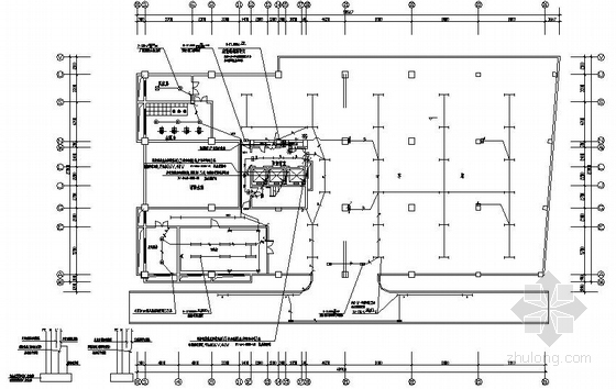 经典十五层商住楼电气全套施工图