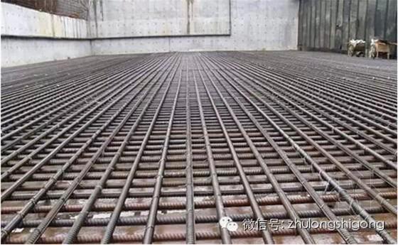 钢筋工程制作安装及绑扎连接施工规范做法