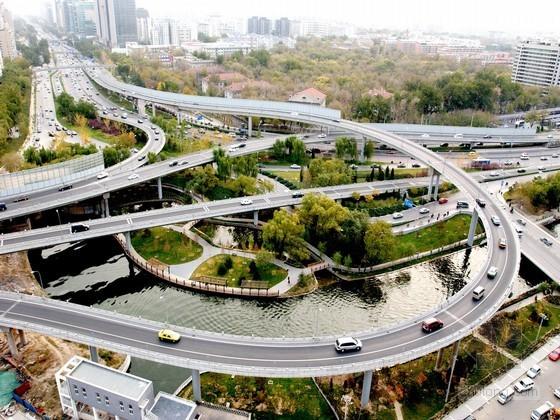 [鲁班奖]城市快速路施组(中交、中铁,含创优材料、新工艺、新工法、方案、专利)