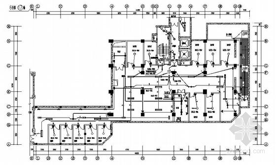 苏州某21层住宅楼电气施工图