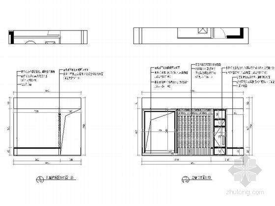 [武汉]中式风格两层售楼处室内装修图(含效果) 走廊