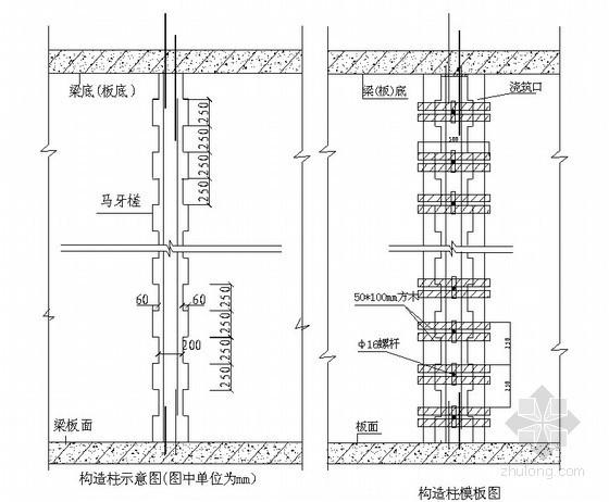 [江苏]住宅小区二次结构砌筑施工方案(加气混凝土砌块)