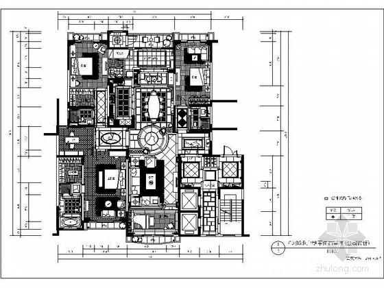 [北京]朝阳区某经典小区三居室全套装修图