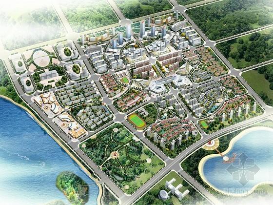 [大庆]某新城居住区修建性详细规划