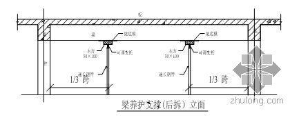 上海某智能化商务办公楼施工组织设计(209米)