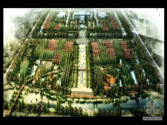 徐州道路重点地段景观方案设计