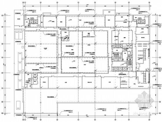 大型知名广场商业综合体施工全套图纸