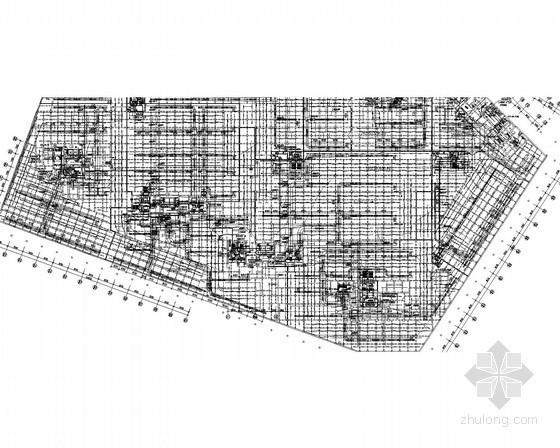 [广东]一类高层商住小区全套强电系统图116张