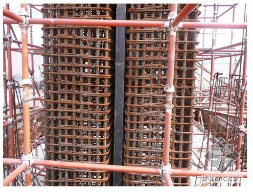 深圳某钢柱模板施工方案(钢模板)