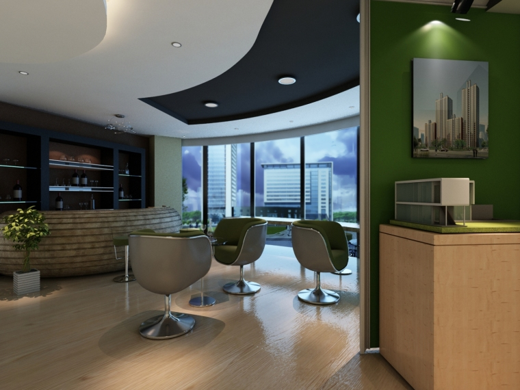 办公空间设计_7