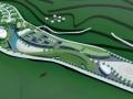 [河北]大型旅游景区建筑设计方案文本(含3个方案 知名事务所)