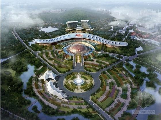 [甘肃]旅游景区文化创意产业园设计方案文本