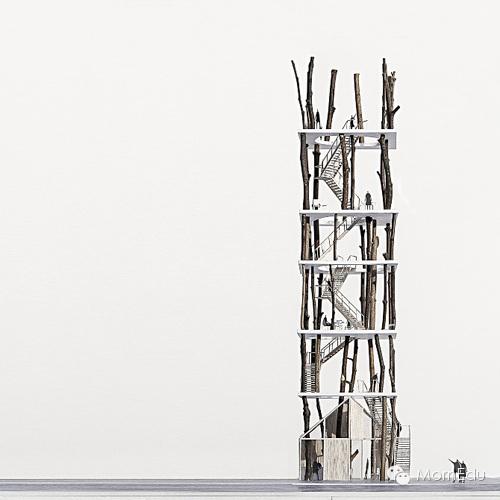 建筑作品集中必须要表现出的态度及图片选择中的原则_12
