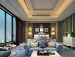 欧式舒适卧室3D模型下载