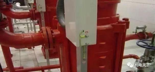 施工很规范,标识牌清楚,一个好的机电安装施工做法!_5