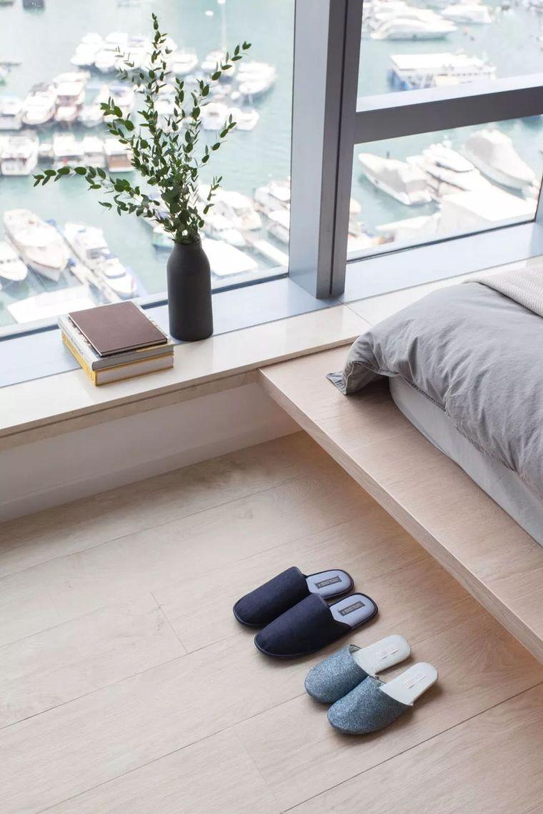 香港:窗外便是繁华的码头,屋内也是自然与舒适的气息_15