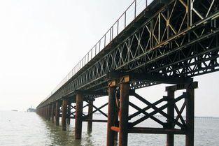 挂篮、钢便桥专项方案审查技术要点(PPT,65页)-钢便桥