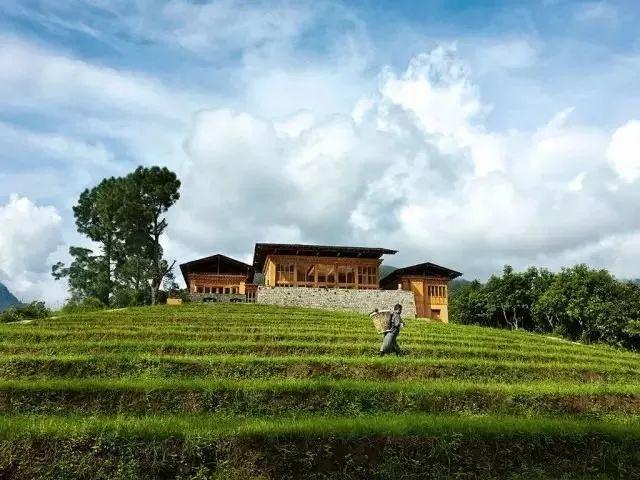 不丹,一个被时光遗忘的神秘国度,竟藏着这么多世界顶级酒店...