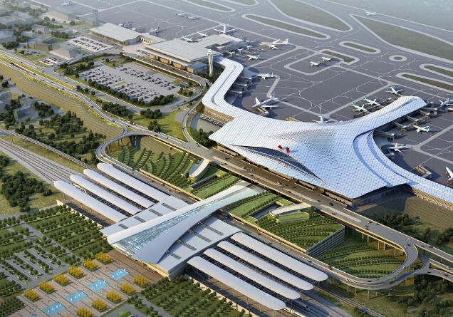 新机场航站楼工程创优策划书(多图)