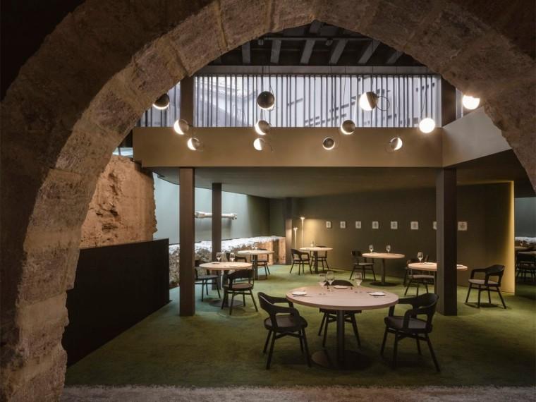西班牙瓦伦西亚Sucede餐厅