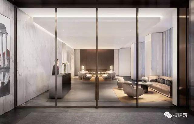 """万科在纽约开发的""""新地标住宅"""",高200米,1000-1600平方英尺的_30"""