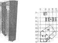 北京新保利大厦混凝土简体抗震分析研究