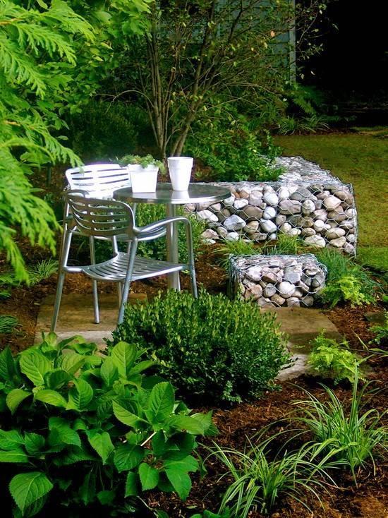 你的花园,需要一个石笼(附教程和美图)_56