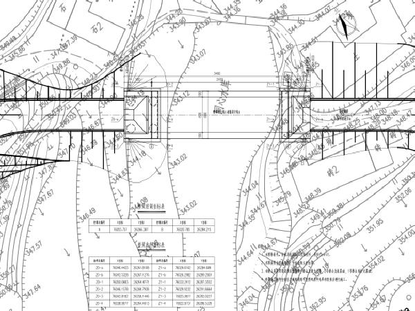 [重庆]城镇环金桥/登高桥两座桥梁施工设计图纸