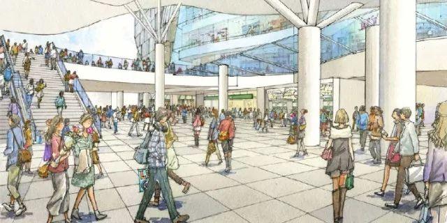 2020东京奥运会最大亮点:涩谷超大级站城一体化开发项目_33