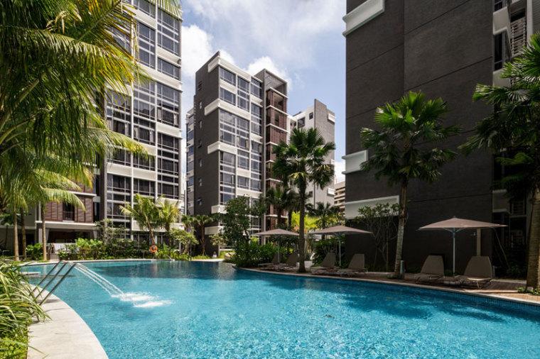 新加坡Lanai住宅区_3