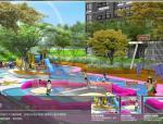 [江西]绿地景悦理想居住区景观规划设计