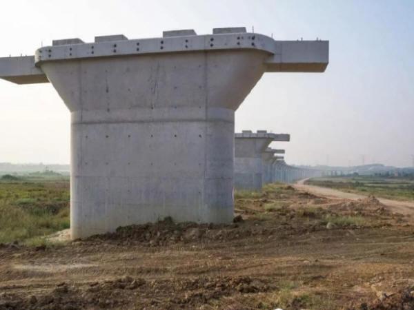 铁路桥梁墩台支座灌浆料浇筑要点分享