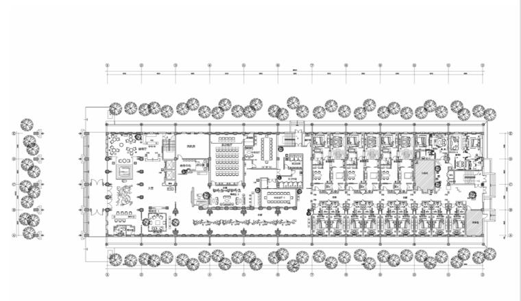 [河北]南宫恒业度假酒店室内室内设计方案(40页)