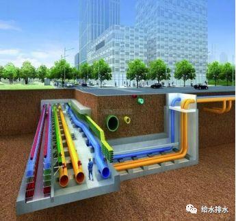 给水排水|实战经验:住宅小区室外管线综合设计案例_2
