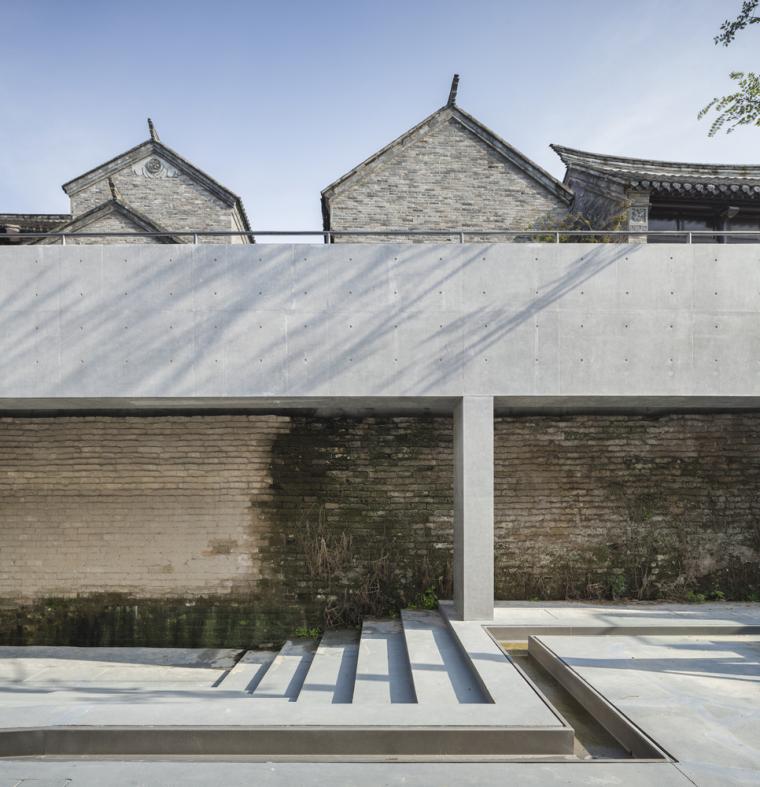 徐州现代语境表现的城墙博物馆外部实景图 (5)