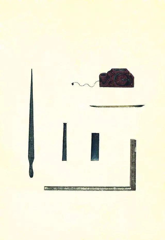 另一个视角:外国人画笔下的中式古典建筑_1