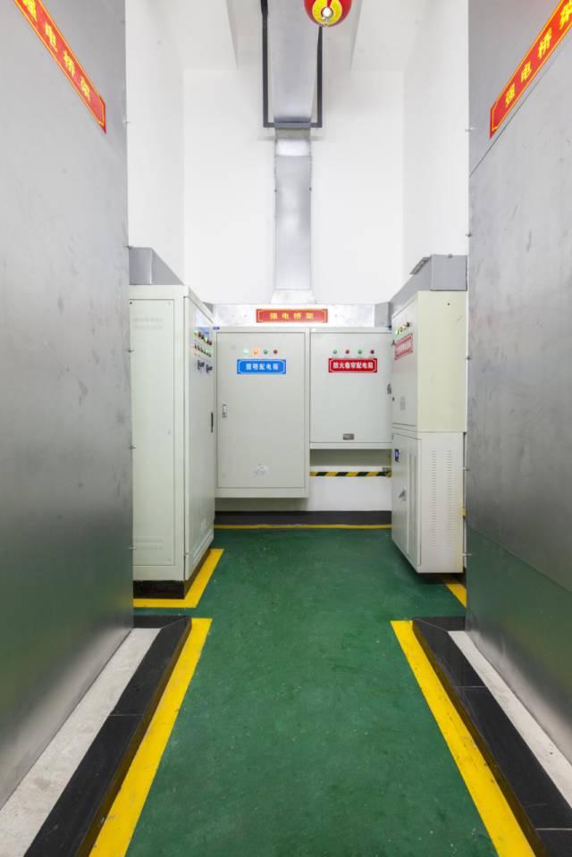 |欣赏|堪称中国典范的机电安装工程!_21