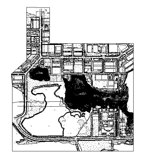 小城镇综合整治进士路道路拓宽及沿街围墙改造工程_1