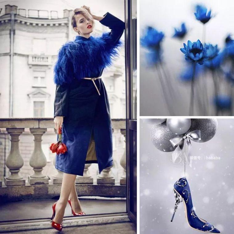 高级灰+蓝色,天生骄傲,打造优雅的高贵感_11