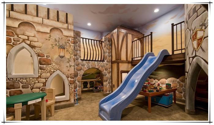 儿童房五要素,给宝宝一个安全的家