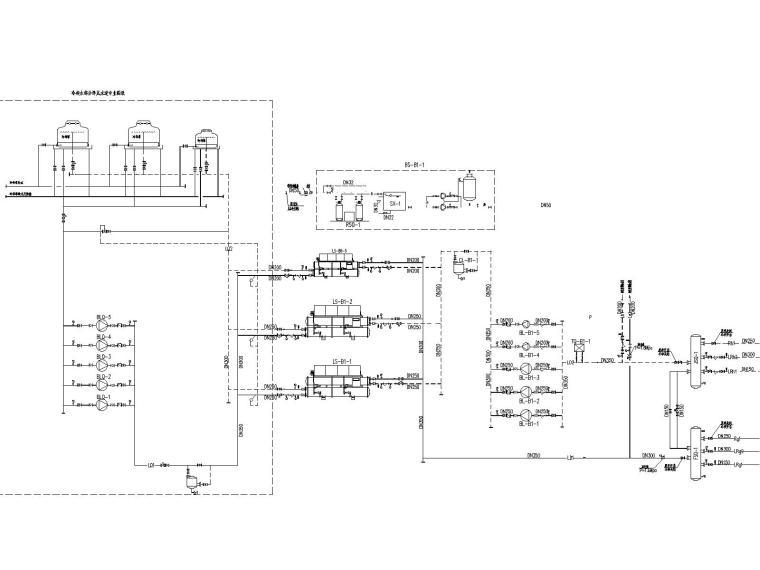 [乌兰察布]医院暖通施工图-(大院出品,含制冷机房详细设计图)_8