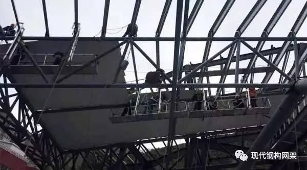 [实例]康定体育馆金属屋面工程施工技术分析_7