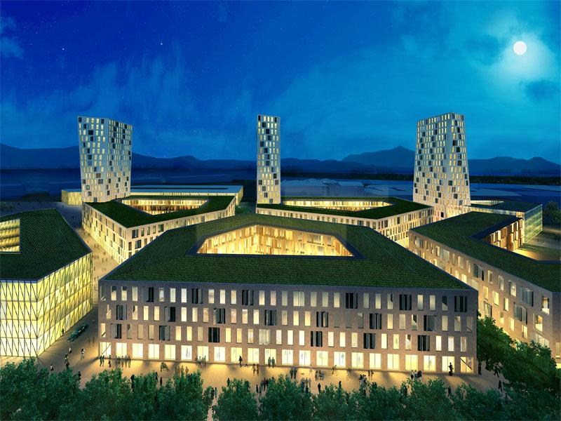 大型建筑3D模型下载_1