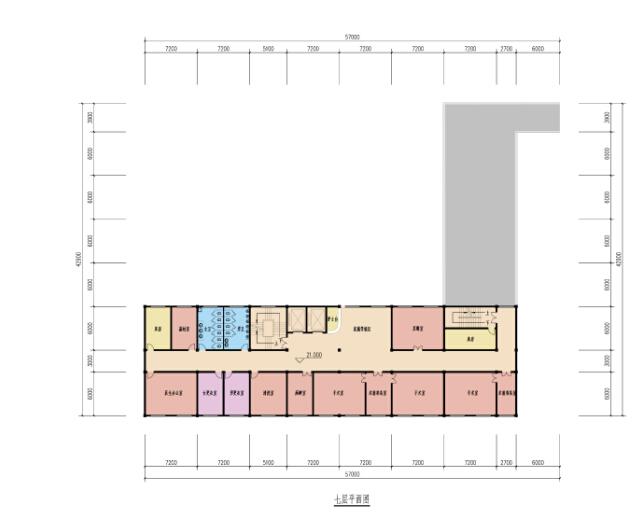 [湖南]高层现代风格常规项人民医院建筑设计方案文本(CAD+文本)_7