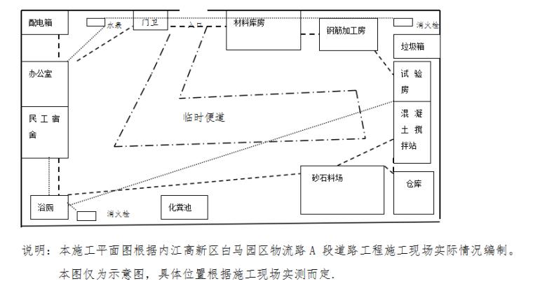 双向8车道道路工程施工组织设计