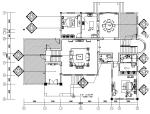 全套欧式别墅住宅设计施工图(含效果图)