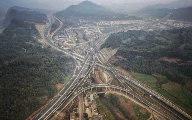 四川21市州2018年交通建设重点项目公布!