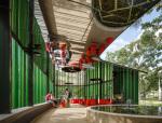 万漪景观分享-詹姆斯库克大学的漫步长廊