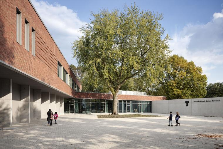 德国久洛·特里比希学校扩建-6
